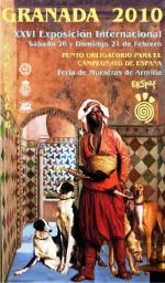 XXVI Exposici�n Internacional Canina de Granada